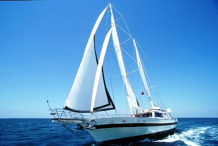 Sailing Yacht &quot;Sea Beauty&quot;